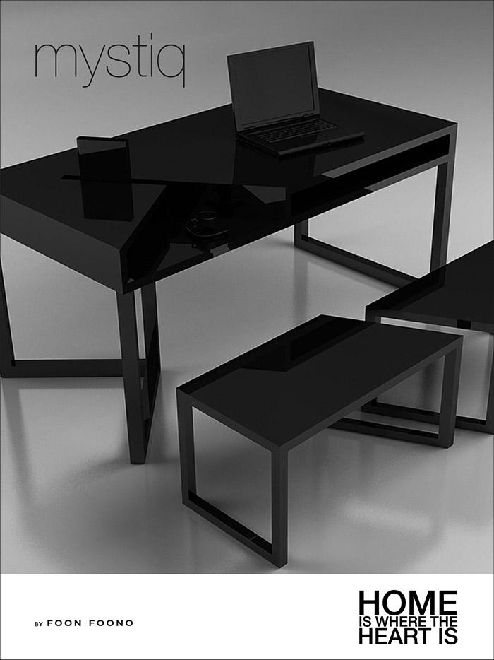 Table_setBLACK